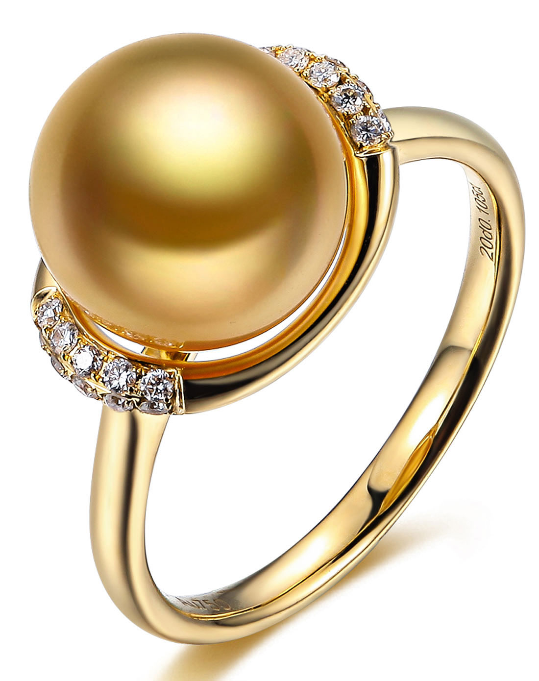 珍珠戒 - 戒指 - 珠宝首饰 - 佐卡伊珠宝之家