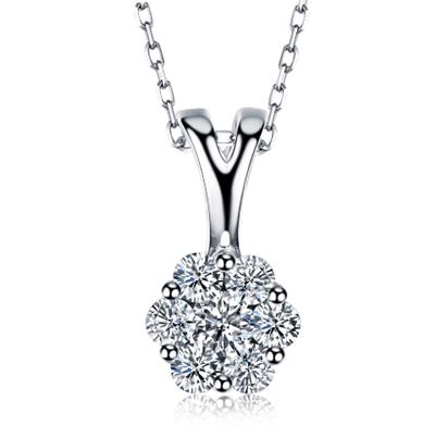 钻石吊坠,钻石项链,佐卡伊