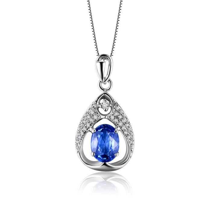 蓝宝石戒指有什么象征意义