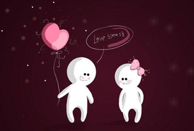 爱情告白短信