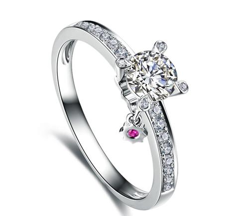 《咱们相爱吧》剧中同款求婚戒指