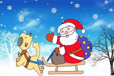 关于圣诞节英文