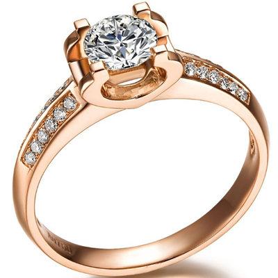 戒指款式分类