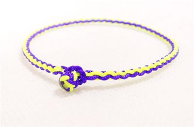 绳子串珠方法图解