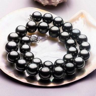 大溪地黑珍珠颜色排名