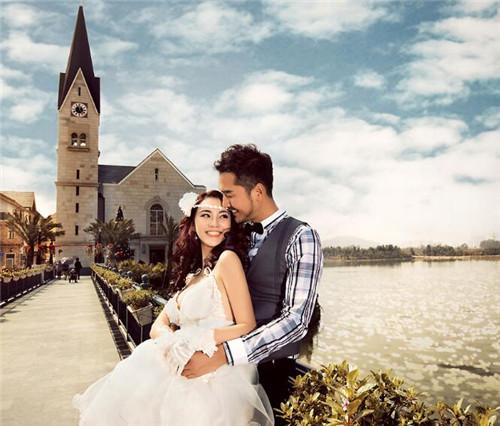 上海婚纱摄影排行榜