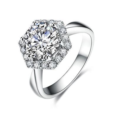 钻戒,钻石戒指,铂金戒指
