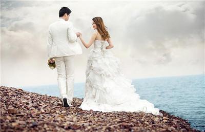 婚纱摄影海景怎么拍