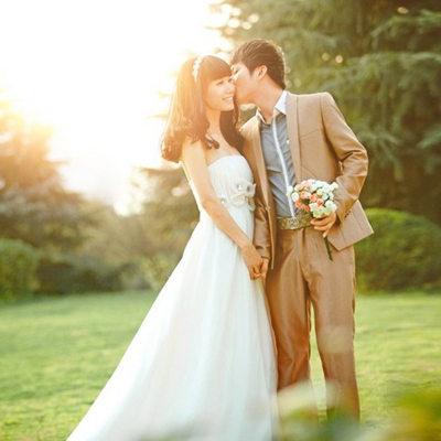 上海拍婚纱照多少钱