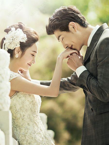 北京韩式婚纱照风格特色