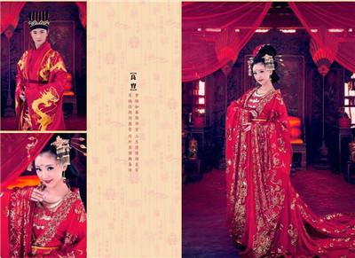古装婚纱照片欣赏