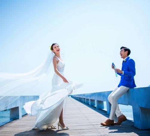 北京婚纱摄影外景拍摄推荐