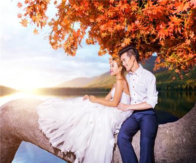 拍婚纱照哪家比较好