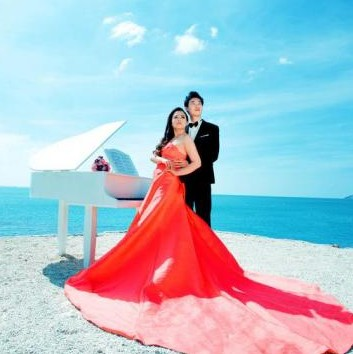 海口婚纱摄影排名