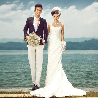 广州拍婚纱照大概多少钱