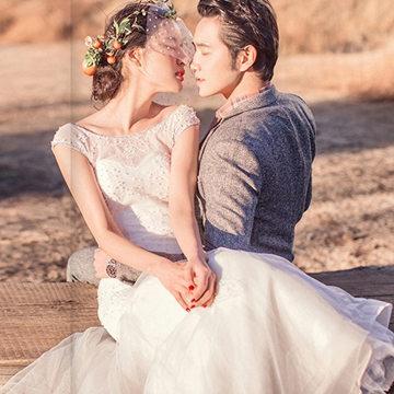 品牌婚纱摄影价钱