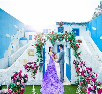 国内定制婚纱摄影排行榜