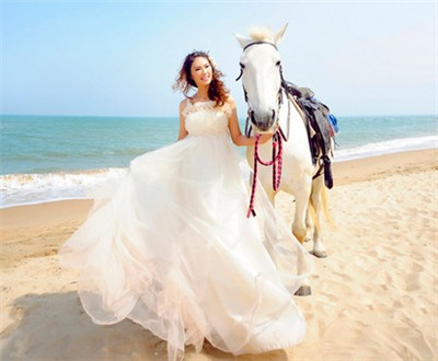 最好的婚纱摄影