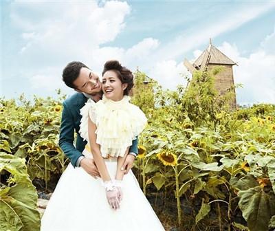 重庆拍婚纱照