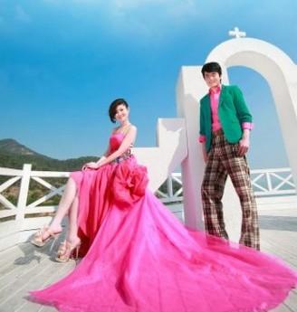 青岛罗曼庭婚纱摄影怎么样