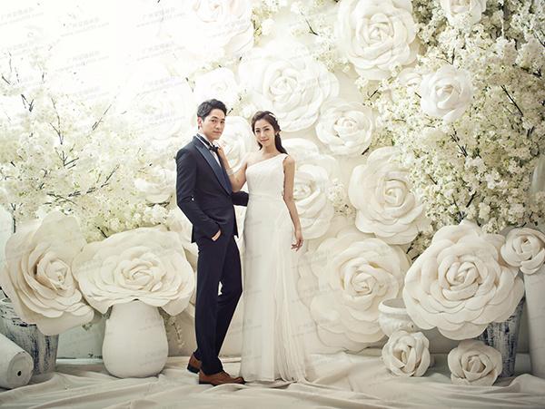 韩式婚纱照片有哪些风格