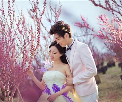 韩式婚纱照篇欣赏