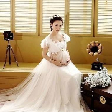 孕妇拍婚纱照注意事项