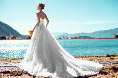 拍婚纱照怎么选婚纱