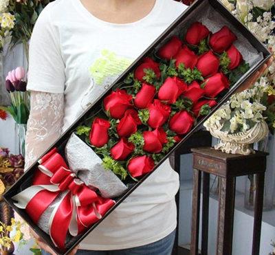 520表白送什么花