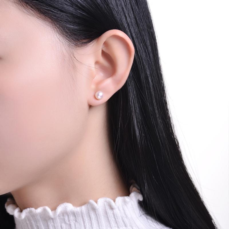 【繁星四月】剧中同款珍珠耳坠耳钉