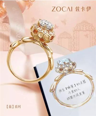 【繁星四月】剧中同款求婚戒指