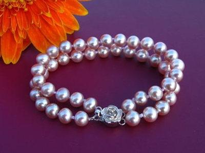 珍珠,珍珠项链,佐卡伊项链