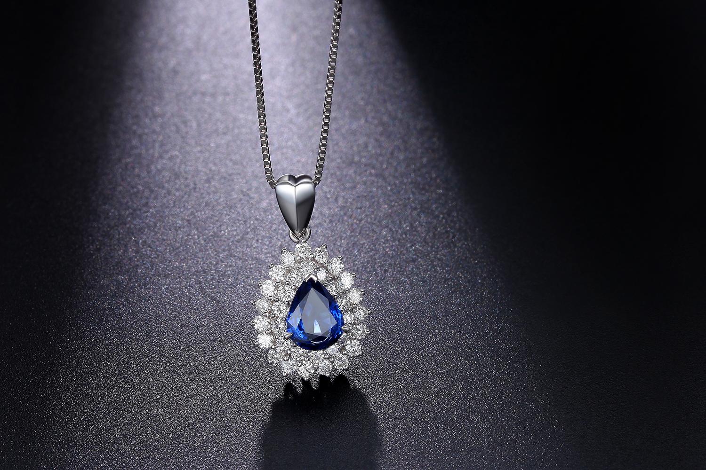 蓝宝石的几种消磁方法