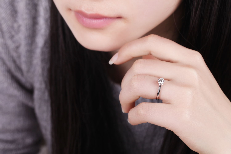 钻戒,求婚戒指,20分钻戒