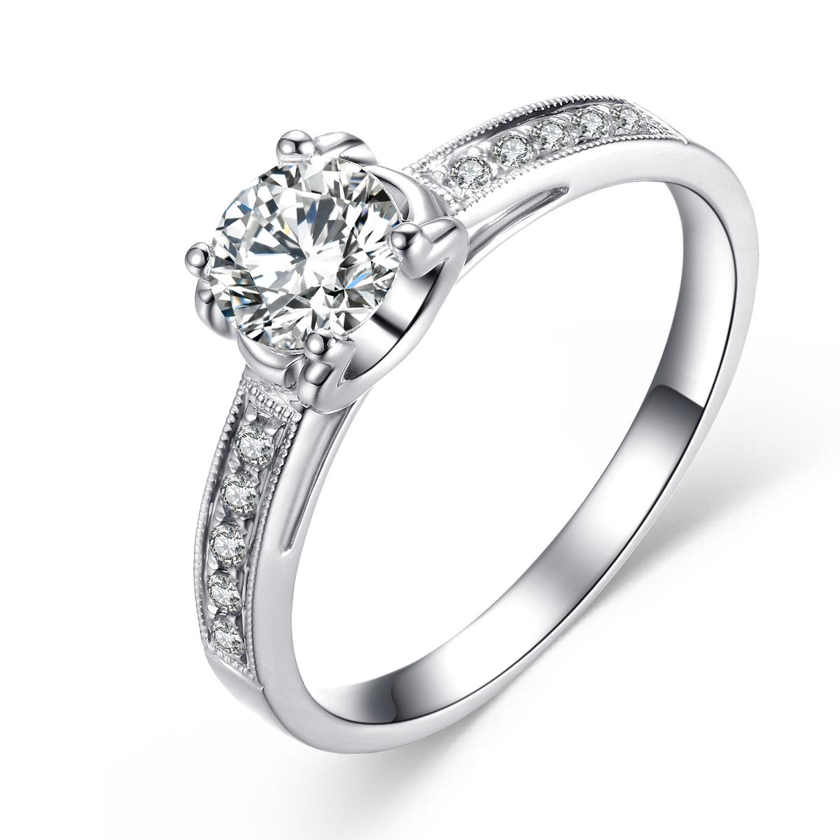 钻戒,婚戒,钻石戒指