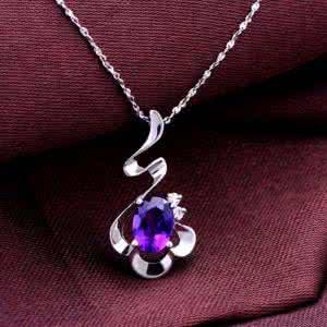 水晶,水晶项链,项链