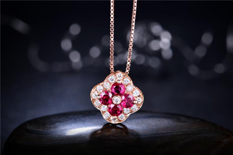 天然红宝石和人造红宝石