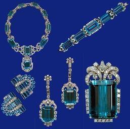 一款和蓝宝石相似的宝石——海蓝宝石