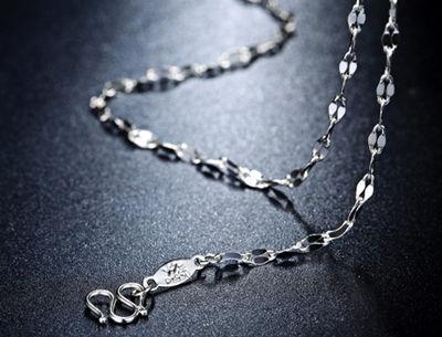 项链,铂金项链,项链款式