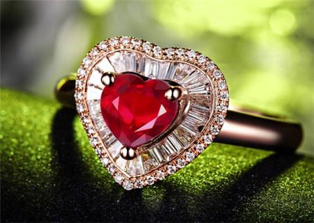 宝石,红宝石,红宝石戒指,佐卡伊,佐卡伊戒指,佐卡伊红宝石戒指