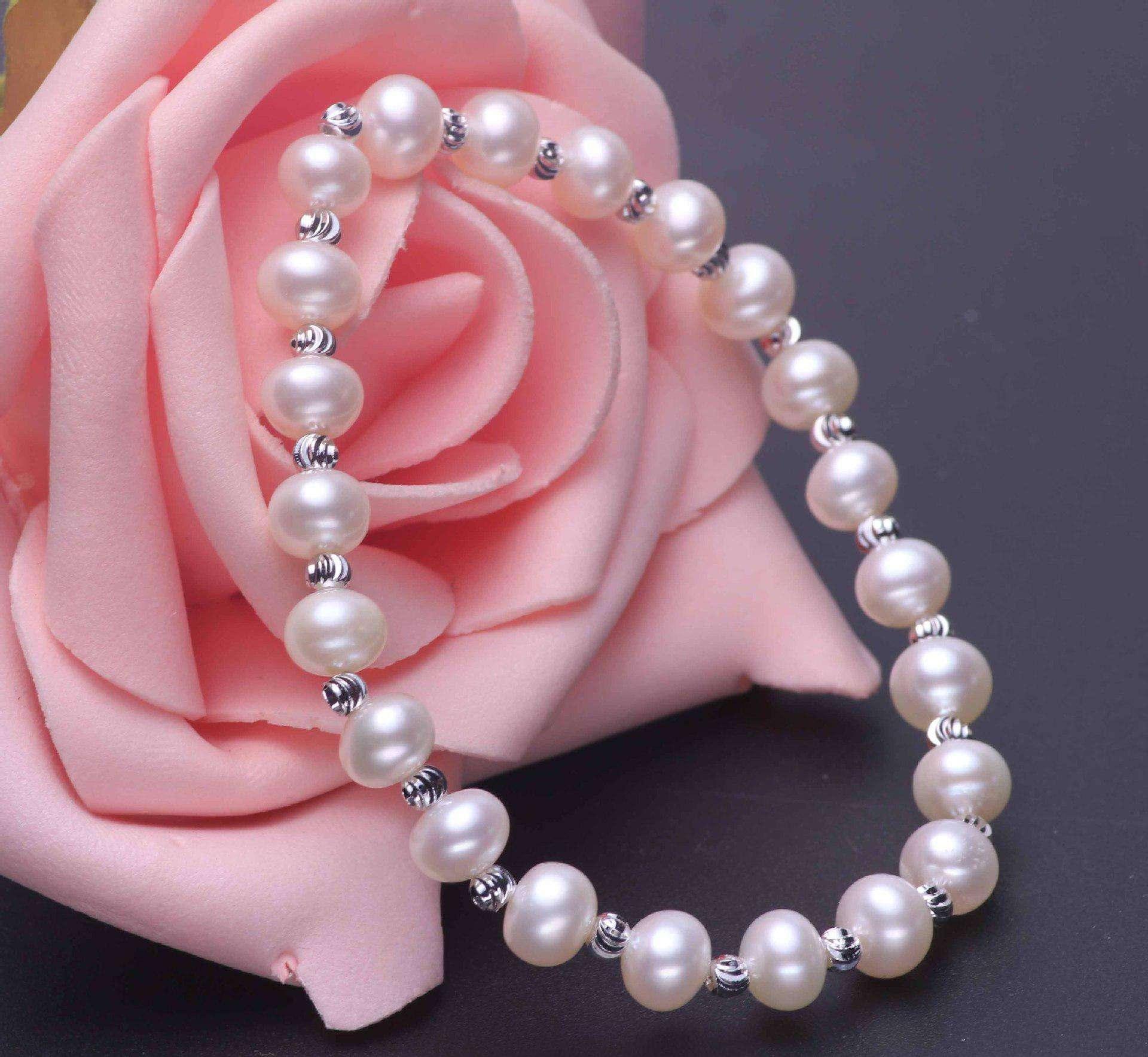 珍珠,珍珠手链,手链