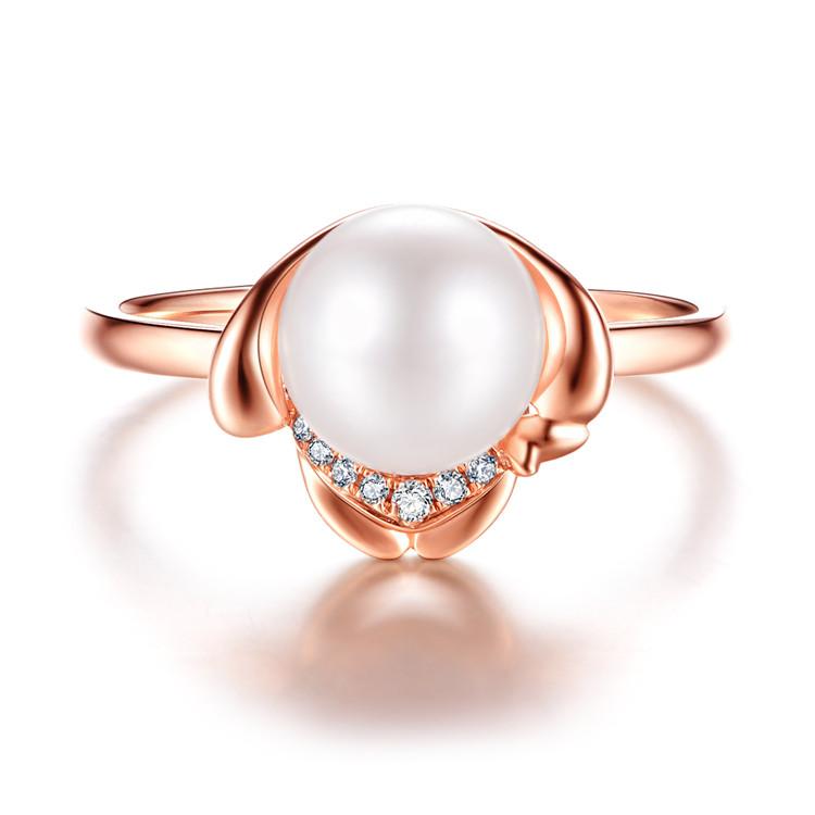 珍珠戒指,珍珠保养,珍珠首饰