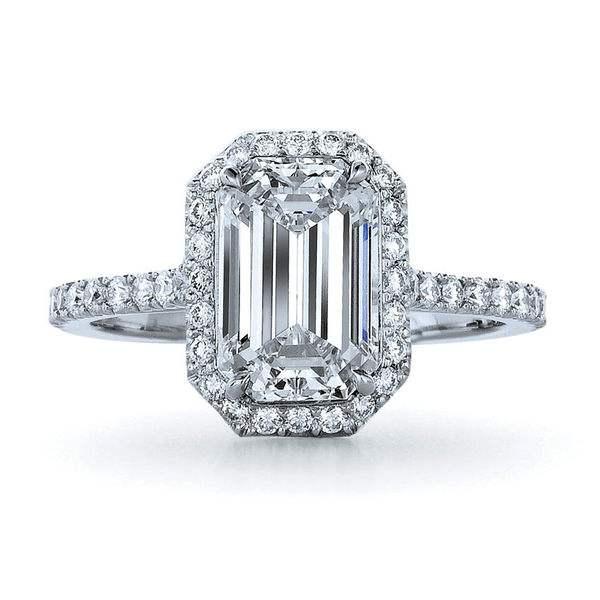 祖母绿钻石,钻戒,祖母绿钻石戒指