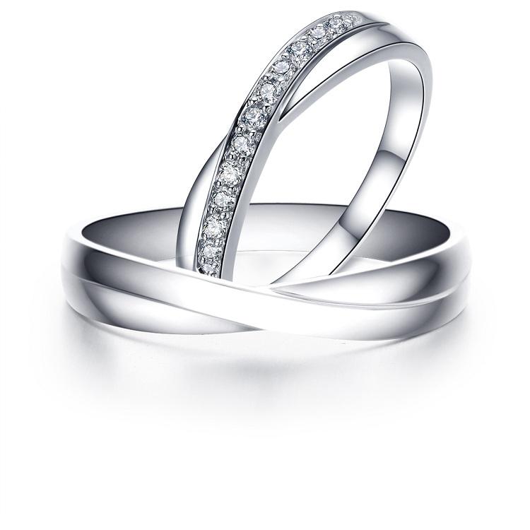 钻石对戒,情侣对戒,钻戒