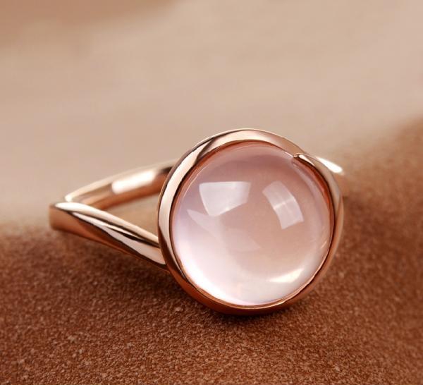 水晶,宝石耳钉,佐卡伊水晶,佐卡伊芙蓉石