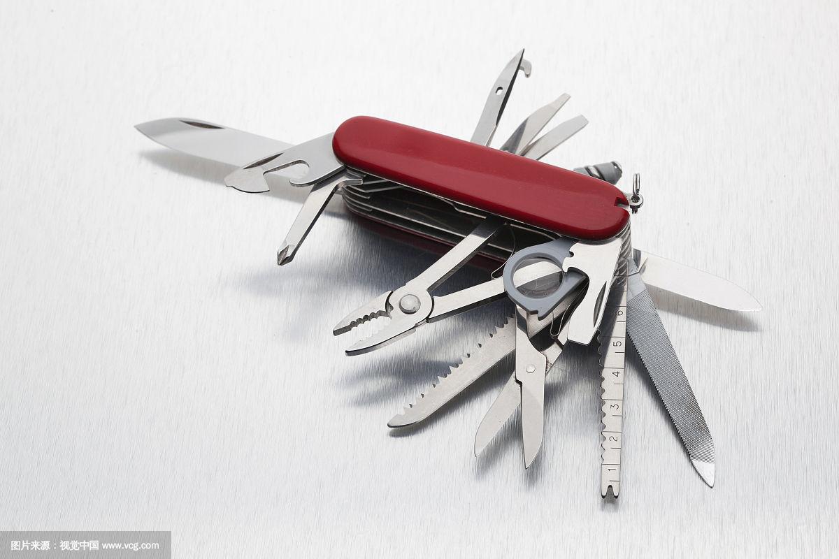 瑞士军刀,礼物