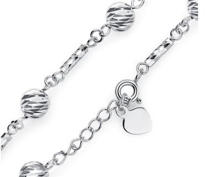 银饰,银手链,手链