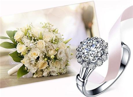 戒指,结婚戒指,未婚戒指