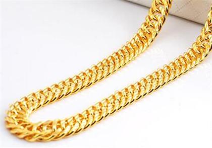 金项链,项链,佐卡伊项链