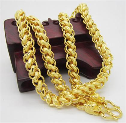 黄金项链,项链,佐卡伊项链